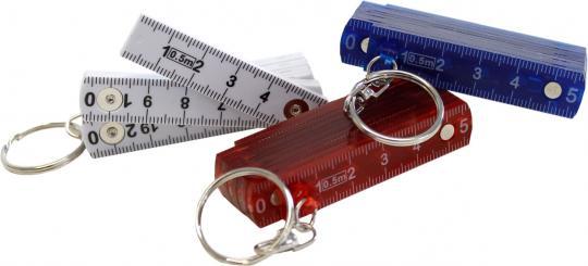 Schlüsselanhänger Zollstock 50 cm